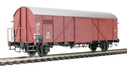 KM1 213710 Gauge 1 Freight Car Glhs Leipzig Limited Edition Brass Fine Scale