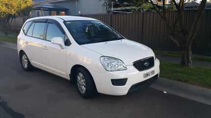 Kia Rondo 2012 wagon manual 7 seater