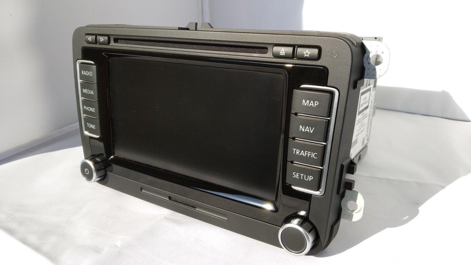 VW RNS510 RNS 510 Navigation Navi Reparatur Golf