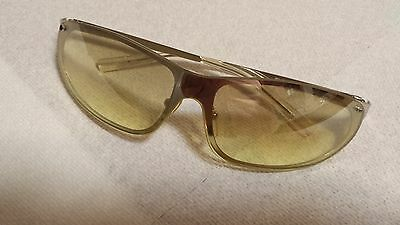 Guess Tinted Sunglasses (Guess Collection Womens Sunglasses, yellow)