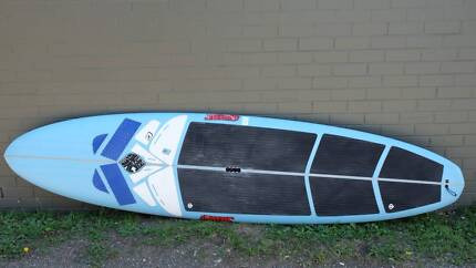 Jye Byrnes Stand-up Paddle Board