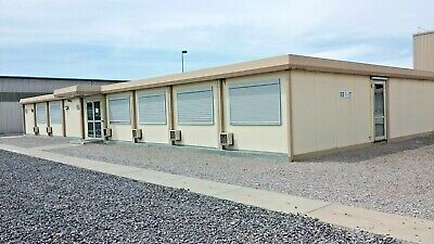 Bürocontainer, Containeranlage, 23 Container, Wohn