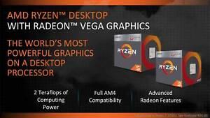 New AMD RYZEN Vega Budget Gaming PC'S.