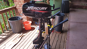 Mercury Outboard 3.3hp Saratoga Gosford Area Preview