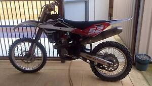 2013 husqvarna tc250r swap for lams Butler Wanneroo Area Preview