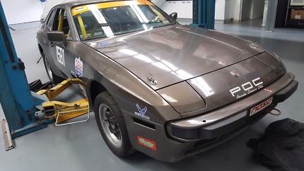 Porsche 944 track car