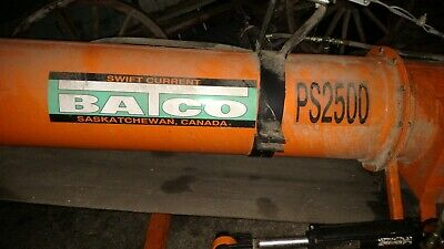 Batco Ps2500 Drive Over Pit Conveyor