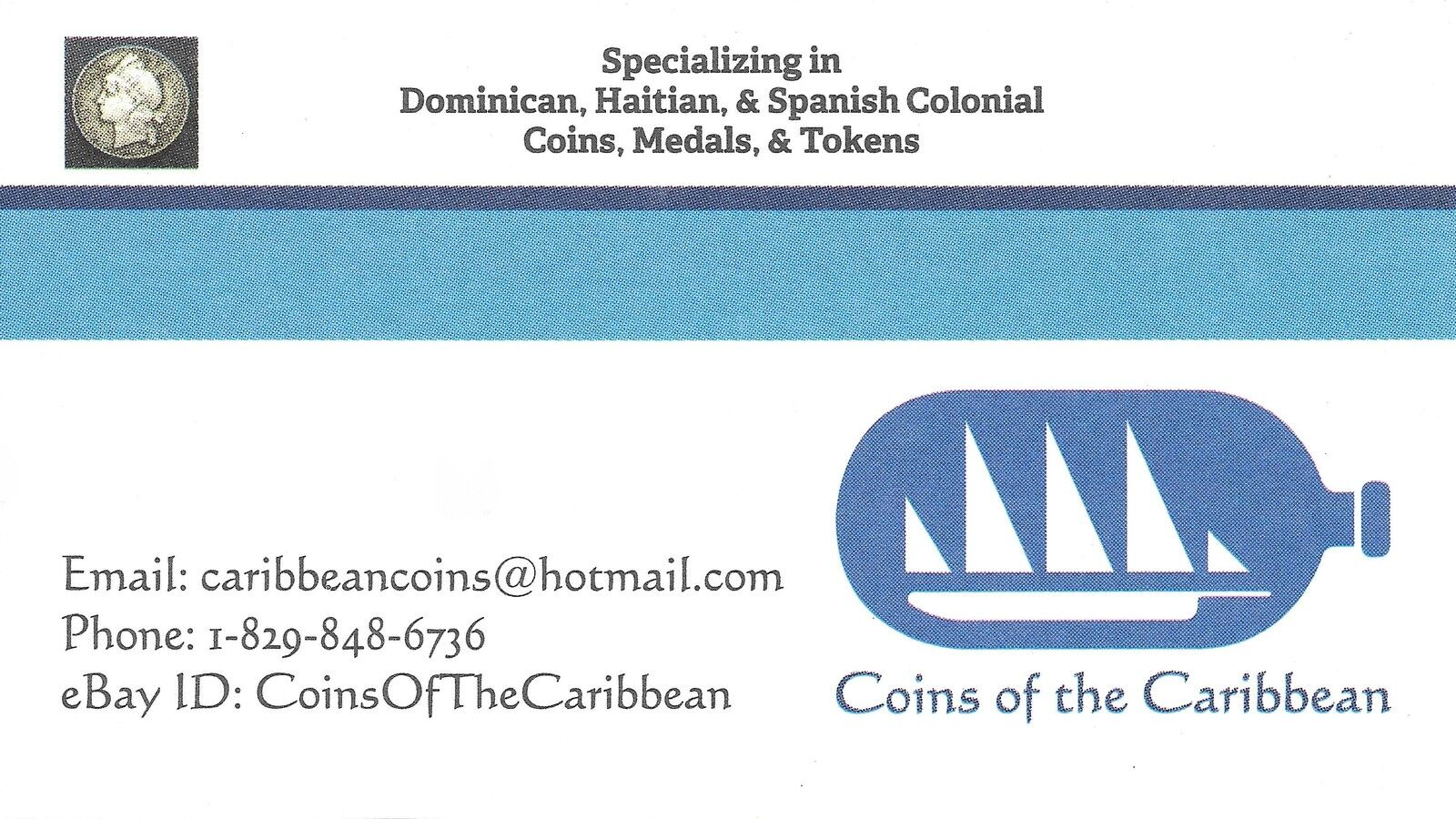 Coins Of The Caribbean