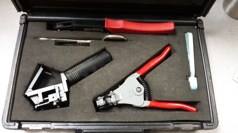 Ensign-Bickford Optics Co TK-6 HCS Fiber Termination Kit