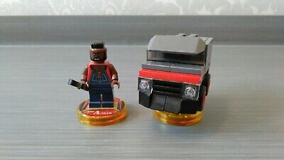 Lego Dimensions A - Team Mr T Fun Pack 71251 Complete