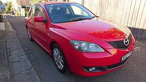 2007 Mazda Mazda3 Hatchback Crows Nest North Sydney Area Preview