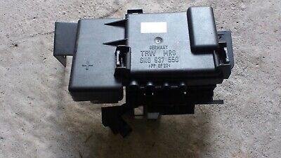 VW Lupo Sicherungskasten Abdeckung Batterie Sicherung 6N0 937 550A  Original
