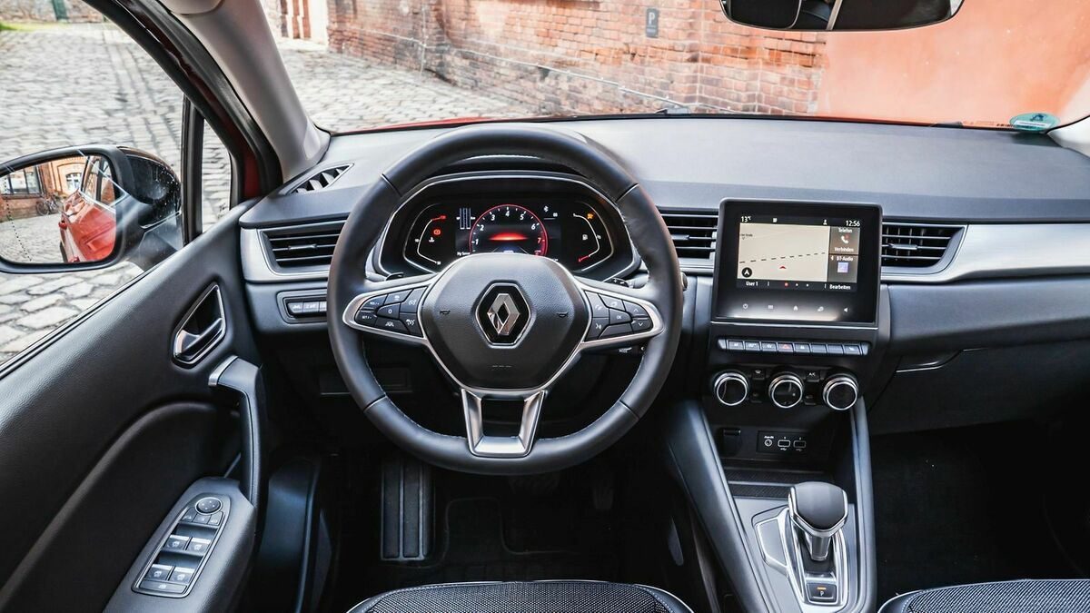 Renault Captur Test-20
