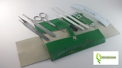 Dissecting Dissection Kit Set Elementary Biology Student Lab Teachers Choice