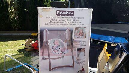Baby studio swing Arncliffe Rockdale Area Preview