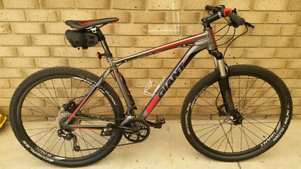 2012 Giant XTC 29 ER2 hardtail mountain bike Port Noarlunga Morphett Vale Area Preview