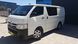 BARGAIN! 2011 TOYOTA HIACE TURBO DIESEL - AUTO - LOW KMS - MINT! Coburg North Moreland Area Preview
