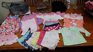 Baby giirl size 0 clothes Schofields Blacktown Area Preview