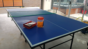 Table tennis tabla and set Hamilton South Newcastle Area Preview