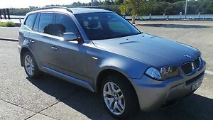2006 BMW X3 2.5i Luxury, M-SPORT PACK, AUTO, LEATHER, 174KM, 9/17 Canada Bay Canada Bay Area Preview