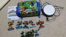 Wii Skylanders Swap Force Game, Portal,Carry Bag and 9 characters Aberfoyle Park Morphett Vale Area Preview