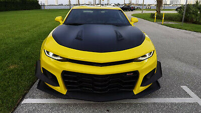 2017 Chevrolet Camaro 2SS NO RESERVE AUCTION 2017 2018 CHEVROLET CAMARO SS ZL1 FORD MUSTANG DODGE CHARGER CHALLENGER BMW M4