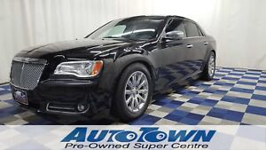 2012 Chrysler 300 Limited/HTD SEATS/U CONNECT/DUAL ZONE TEMP/