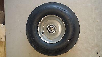 3.50 X 6 Tedder Tire And Wheel Fits Tonutti Gt230 Gt250 Gt310 Gt380 Gt440 Gt500