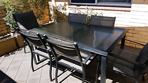 Six seater outdoor setting Como South Perth Area Preview