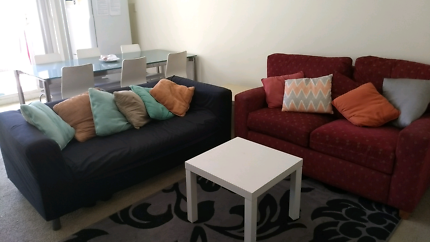 Roomshare in CBD - male wanted! Available now