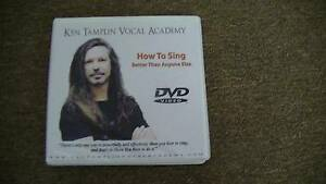 Ken Tamplin Vocal Academy: How To Sing Better Than Anyone Else Darawank Great Lakes Area Preview