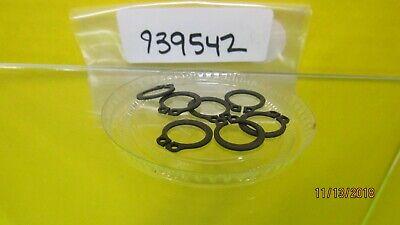 Hitachi 939542 Lot Of 7 Retaining Rings Dh38 Hammer Drill Fa700 Planer Fd127igl