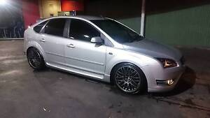 2007 Ford Focus ST XR5 Turbo Newton Campbelltown Area Preview