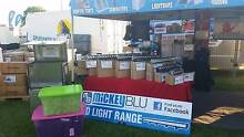 FACTORY DIRECT.. LED LIGHT BARS, ROUND, WORK, CURVED NOW INSTOCK Midvale Mundaring Area Preview