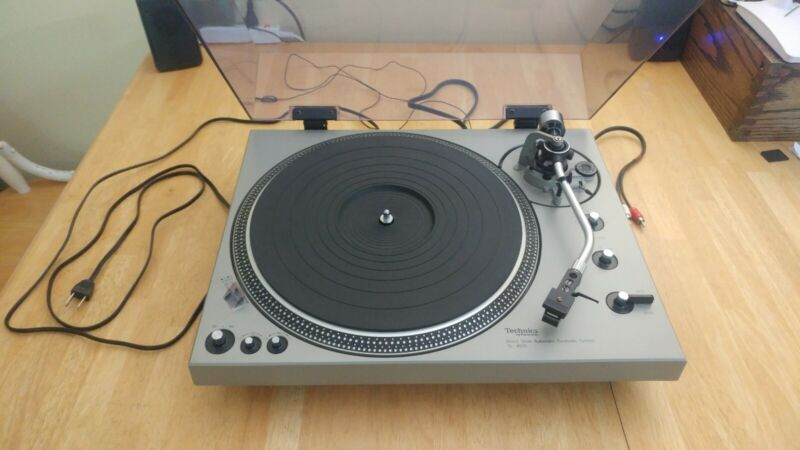 Technics SL-1650 Direct-Drive Automatic Turntable System