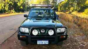 2003 NISSAN PATROL DIESEL 7SEATER ARB ACCESSORIES Broome Broome City Preview