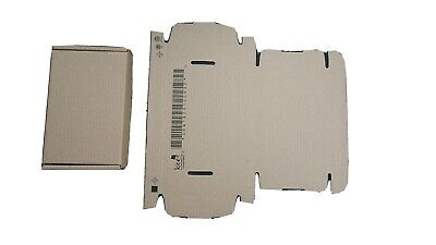 BROWN SHIPPING CARDBOARD BOXES 48 POSTAL MAILING GIFT PACKET SMALL PARCEL