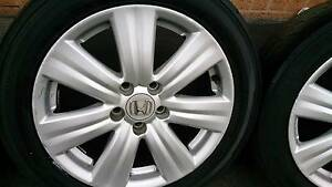 "17"" Mags Wheels 225/50R17 Dandenong South Greater Dandenong Preview"