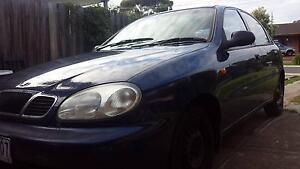 2000 Daewoo Lanos Sedan Ascot Vale Moonee Valley Preview