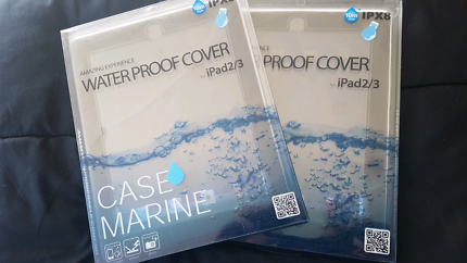 Ipad 2/3 waterproof cases