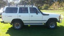 1986 Toyota LandCruiser Wagon Armadale Armadale Area Preview