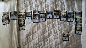 Magic Cards Islands 30 Basic Lands