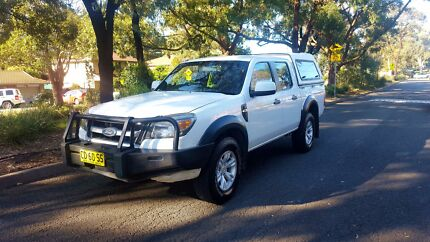 FORD RANGER XL 2011 4X4 LONG REGO GREAT CONDITION   Canterbury Canterbury Area Preview