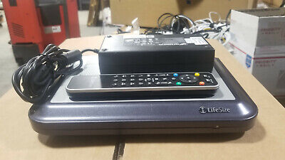 Lifesize Express Office Video Conference Base Lfz-006 With Adapter And Remote