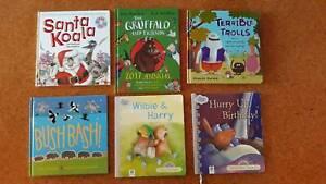 Hard cover childrens kids books