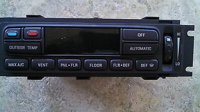 Rebuilt 02 03 04 Ford F-150 F150 Climate Control ATC Heat Non Heated Rear Glass