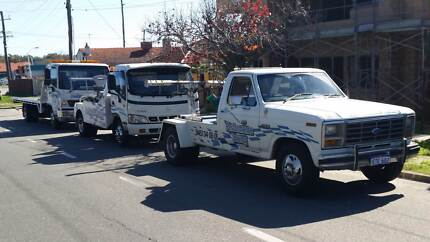 AAMI ACCIDENT TOWING / PERFORMANCE TOWING / AAAC ACCIDENT TOWING Glendalough Stirling Area Preview