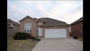 5 bedroom house rental, Open house on Saturday 1:00-3:00 pm.