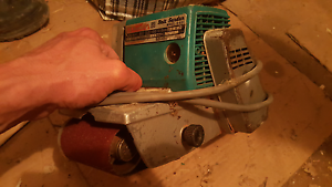 Makita belt sander Glen Alpine Campbelltown Area Preview
