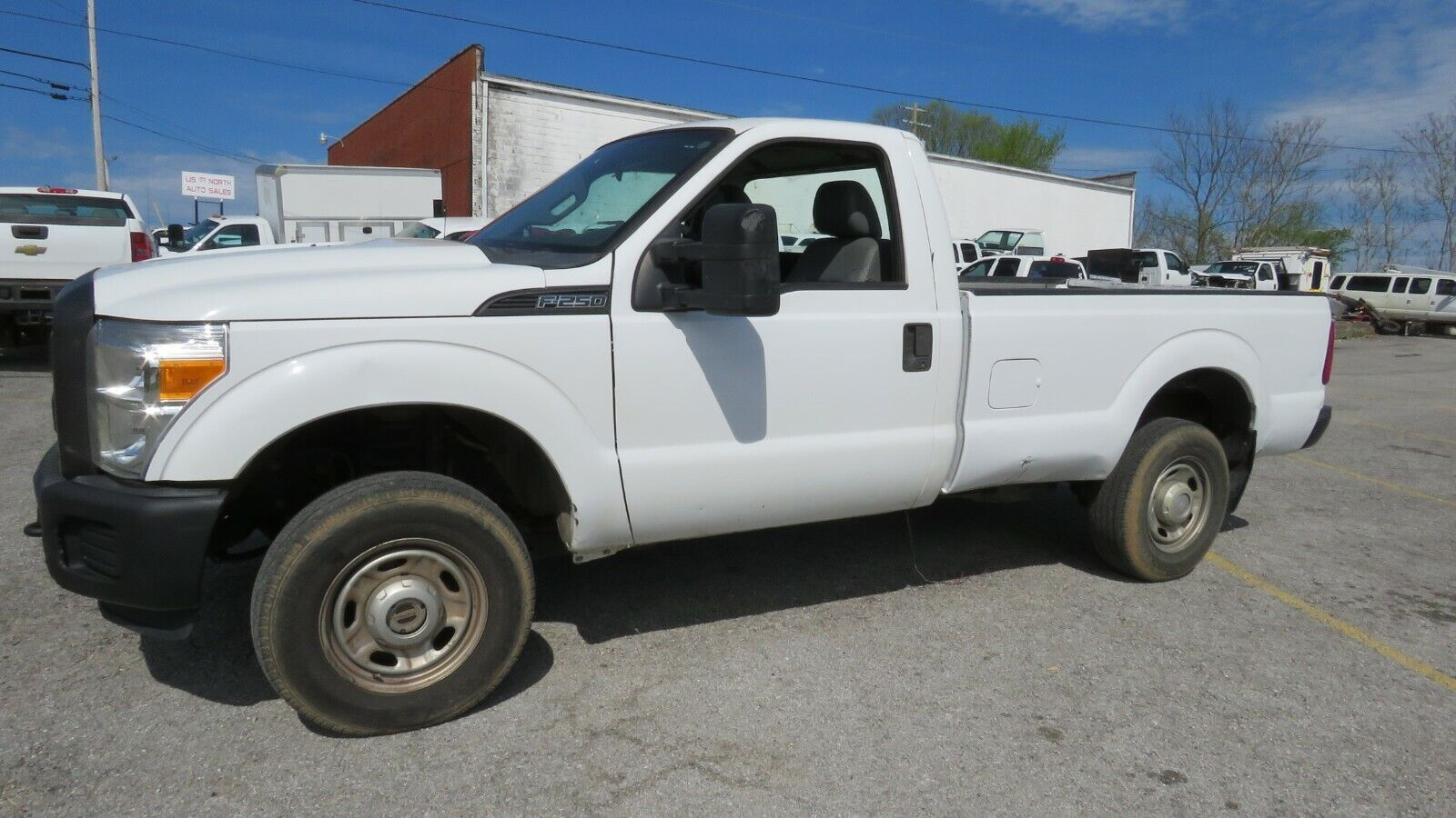 RETIRED FLEET LEASE!!RUNS GREAT!READY TO GO BACK TO WORK!!RUST FREE FRAME!!$$$$$